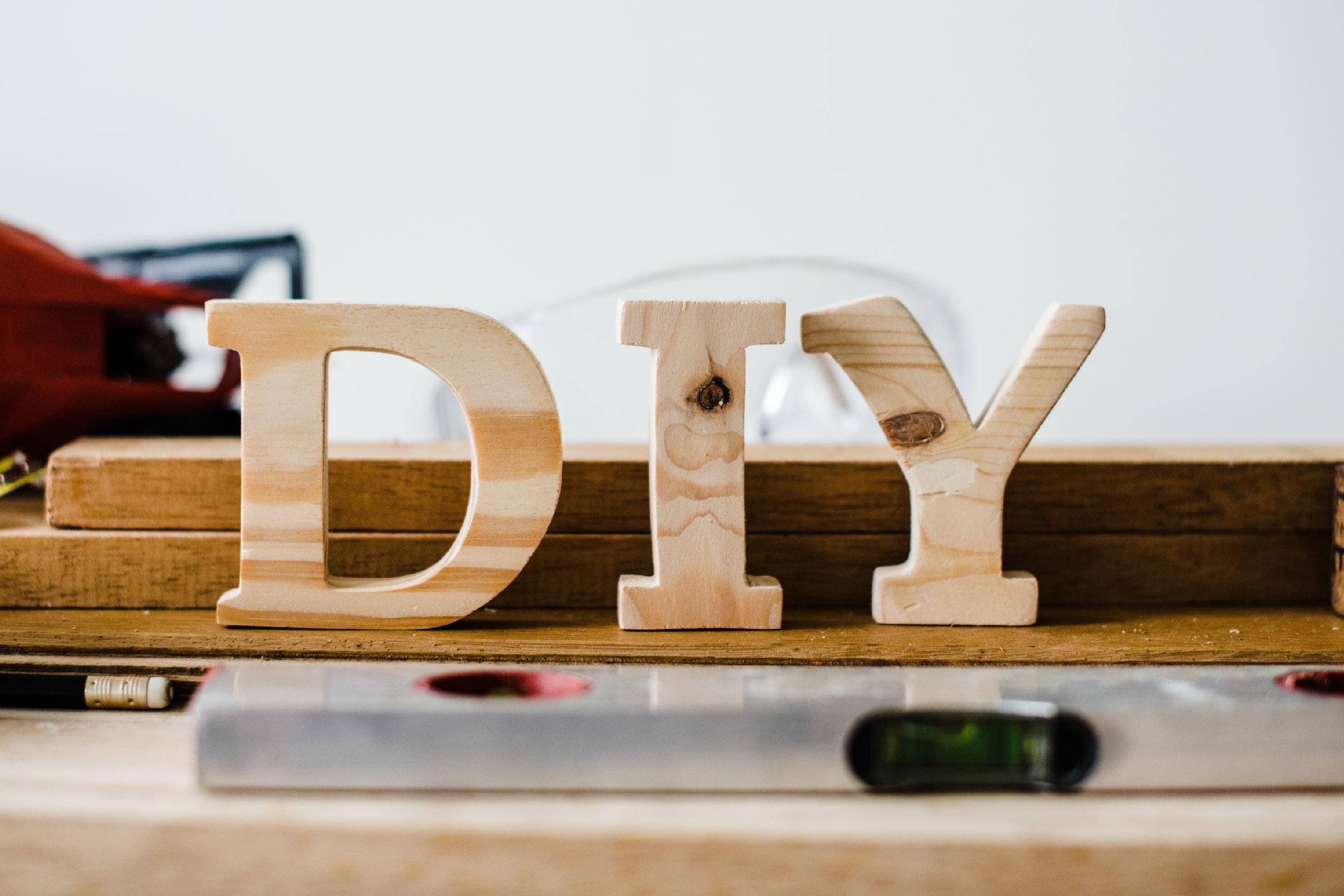 3 Bước để tự trang điểm ngôi nhà của bạn (DIY)