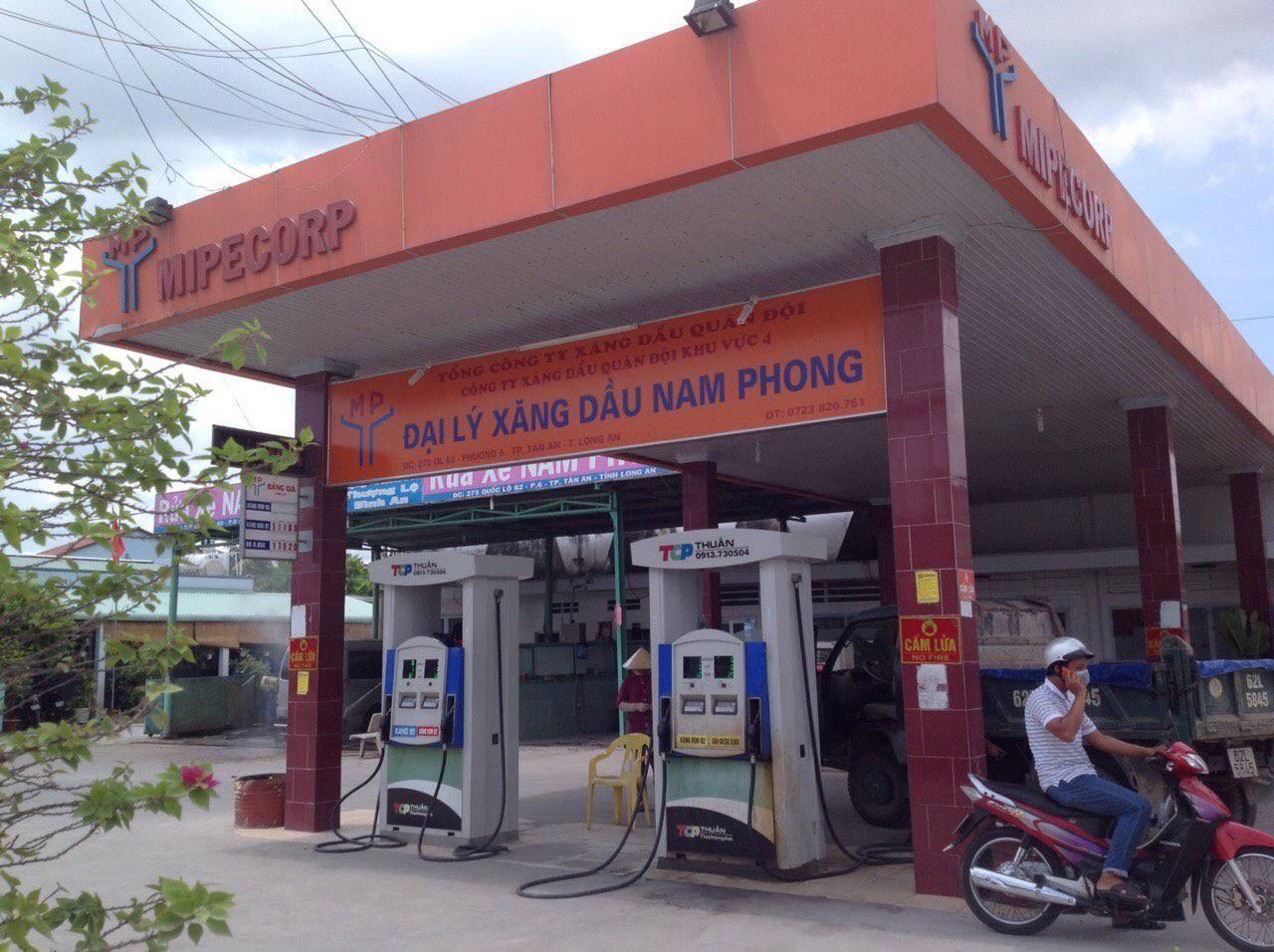 Bộ Công thương công bố điều chỉnh giá xăng dầu