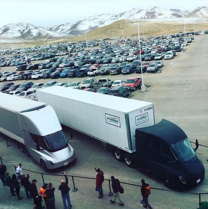 Đây là những gì chúng tôi nghĩ sẽ là tương lai của Logistic, cảm ơn tới Elon Musk