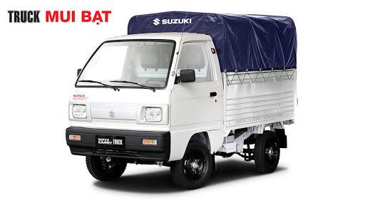 Kích thước các loại xe tải chở hàng phổ biến