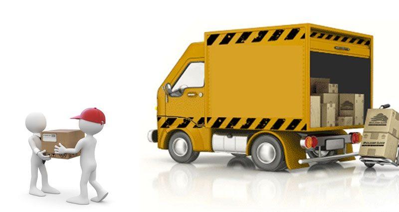 Loại xe tải nào thích hợp để chở bao bì?