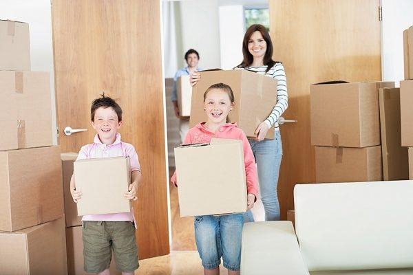Những điều cần biết khi chuyển đến nhà mới