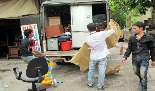 So sánh thuê xe tải nhỏ và thuê xe ba gác để vận chuyển hàng hóa