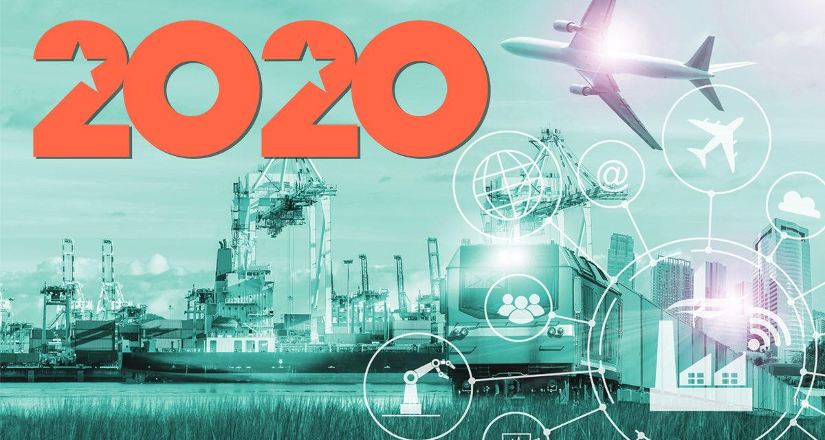 Tháng 1/2020: Vận tải hàng hóa tăng 10,7% so với tháng 1/2019